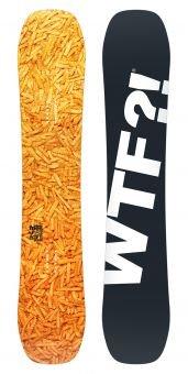 WTF FRIES Snowboard 2016