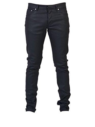 balenciaga-herren-410026tcea11000-schwarz-baumwolle-jeans