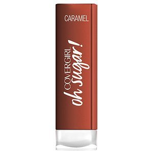 CoverGirl Oh Sugar Vitamin Infused Lip Balm, Caramel, 0.12 Ounce