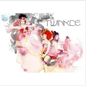 1st Mini Album - Twinkle(韓国盤)