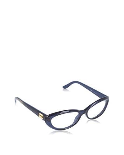 Gucci Montura 3566 W7X 5216 (52 mm) Azul