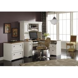 Home Office Furniture Desk Set 1 - Fairview Collection