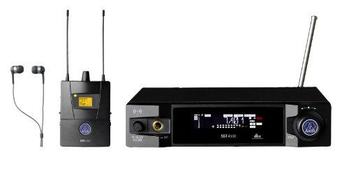 Akg Pro Audio Ivm4500 Set Bd7-100Mw In-Ear Audio Monitor System