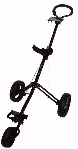 Powerbilt Trimaster Golf Trolley - Black