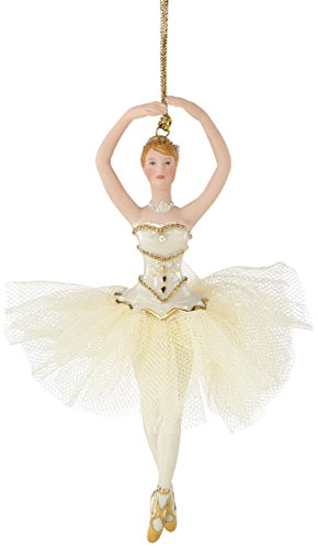 ballerina christmas tree ornaments - Lenox Ballerina Ornament