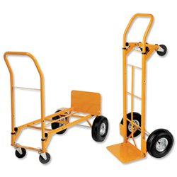 Brand New. RelX Universal Hand Trolley and Platform Truck Capacity 250kg Foot Size W550xL460mm Ref HT1842