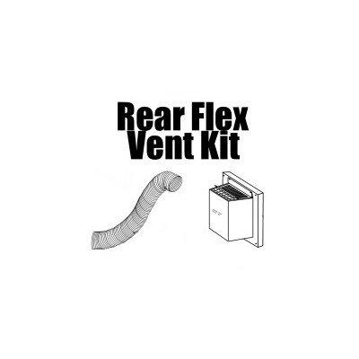 [해외]직접 환기 벽난로 최고 벤트 키트/Direct Vent Fireplace Top Vent Kit