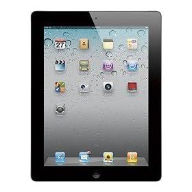 Very Good Apple iPad 2 16GB WiFi Black