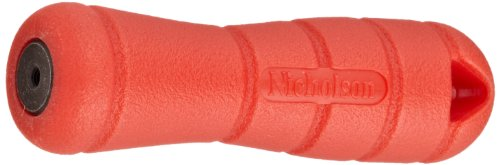 Nicholson Screw-on Plastic File Handle, Size PH3, 3-3/4