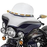 H-D Illuminated LED Windshield Molding Kit 90212-01