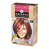 Clairol Natural Instincts 16, Spiced Tea, Light Auburn