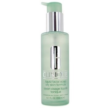 CLINIQUE by Clinique Liquid Facial Soap Oily Skin Formular 6F39--/6.7OZ