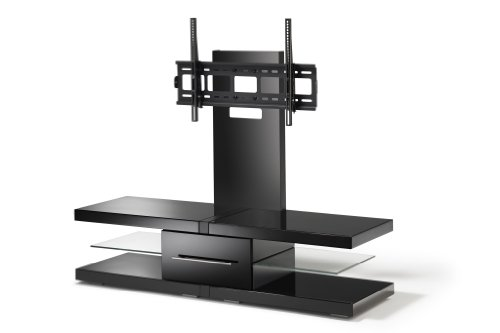 Techlink EC130TVB Audio Visual Furniture Black with Drawer and Mounting Bracket Black Friday & Cyber Monday 2014