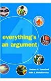 Everything's an Argument 4e & Portfolio Keeping 2e (031238680X) by Lunsford, Andrea A.