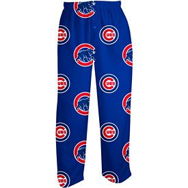 Pants Cubs Scoreboard Fleece at Amazon.com