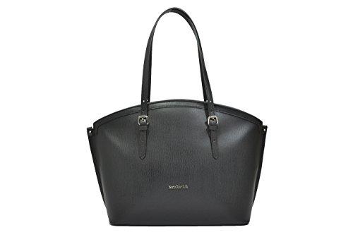 Nero Giardini accessori Shopping bag nero 3329 borsa donna A643329D