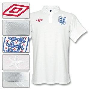 Umbro England Trikot Home Mod. 2010 7361010-98:L/44, L