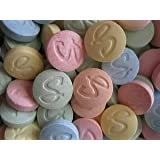 Wonka Sweetarts Bulk 2.5 Lbs Bag