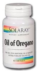 Отзывы Solaray - Oil Of Oregano, 150 mg, 60 softgels