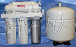 Alkalinity RO Reverse Osmosis Drinking Water Filter System With Alkaline PH filter