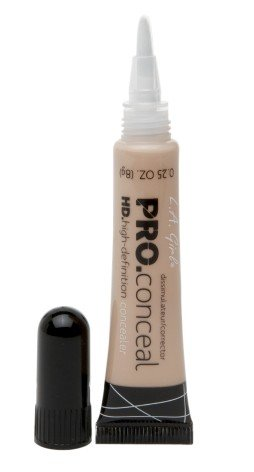 LA Girl Cosmetics Pro Concealer Natural