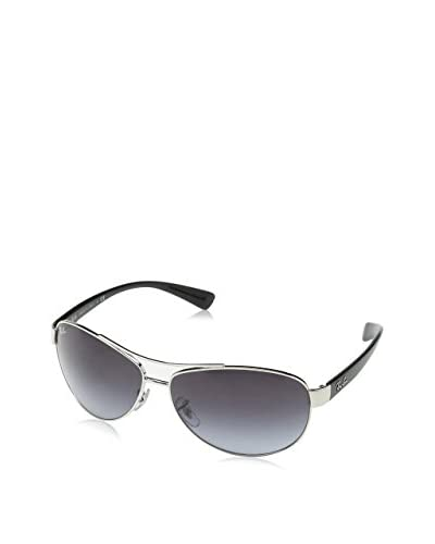 Ray-Ban Gafas de Sol 3386 _003/8G (63 mm) Plateado / Gris
