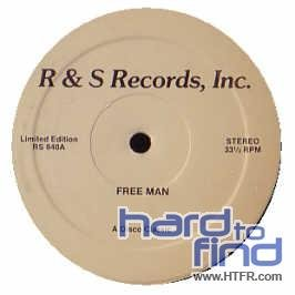Free Love, Mysteries Of The World (Remix), Free Man (Vinyl 12 Inch Single) front-208048