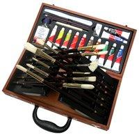 Royal Oil Supreme Box Brush Artist Paint Set