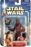Star Wars Episode II Attack of the Clones Figure: Chewbacca (Cloud City Capture)