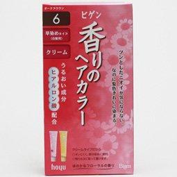 ビゲン香りのヘアカラークリーム6 40g+40g
