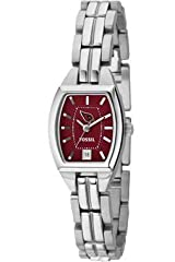 Arizona Cardinals Fossil Ladies Cushion Watch