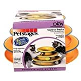 Petstages Tower of Tracks Pet Toys