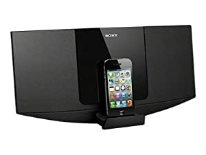 Sony CMTV10iP Music System