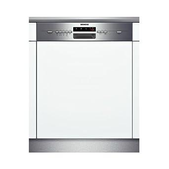Siemens SN55M505EP Lave-vaisselle 46 dB A+ Argent, Blanc