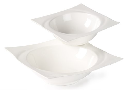 Eco-Ware Serving Bowl, Bristol, Set Of 2