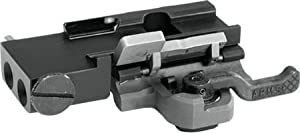 Samson Quick Flip PVS14 Magnifier Interlocking Mount - QF-PVS14-EO by Samson Motorcycle