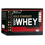 Optimum Nutrition 100% Whey Gold Standard, Variety Pack, 16 packets ~ Optimum Nutrition
