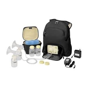 Medela Black Pump In Style - Adv -Backpack