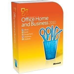 Microsoft T5D-00417 Office Home & Business 2010 - Retail - 32/64-bit - Complete Product - 1 PC - Office Suite - Standard Retail - PC - English