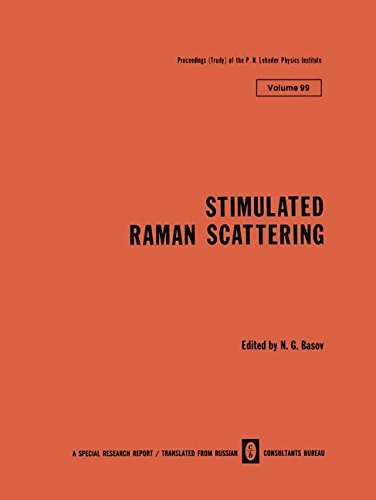 Stimulated Raman Scattering (The Lebedev Physics Institute Series)