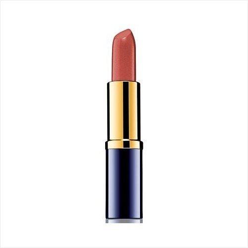 Estee Lauder .13 Oz / 3.6 Gr Promo In A Black Case Pure Color Long Lasting 357 Ripe Papaya Crystal Lipstick