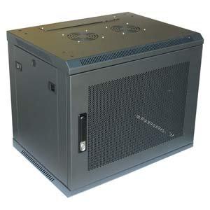 """Norco 9U 450mm Depth Wallmount 19"""" Cabinet, W-609"""