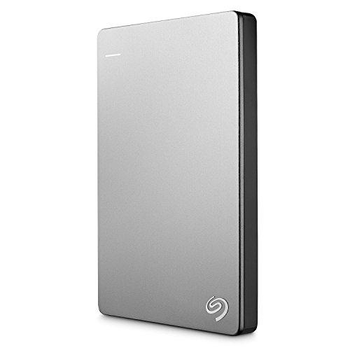 【Amazon.co.jp限定】 Seagate HDD ポータブルハードディスク 1TB USB3.0 Mac対応 バックアップソフト付き Backup Plus For mac 1KAAA1