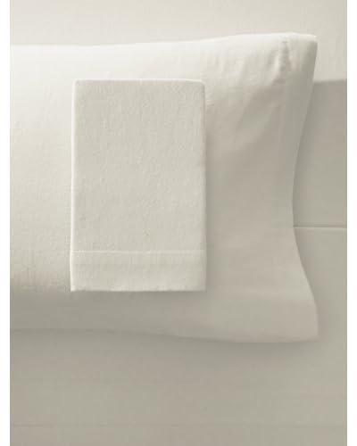 Eddie Bauer Bone Flannel Sheet Set