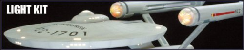 1/350 Star Trek Uss Enterprise Light Kit