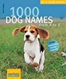 Barrons 1000 Dog Names From A - Z