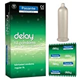 Pasante Delay Condoms x 144