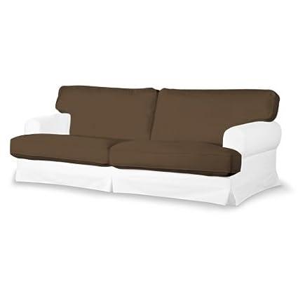 4-tlg. Sofa-Bezug-Set Panama Farbe: Mocca