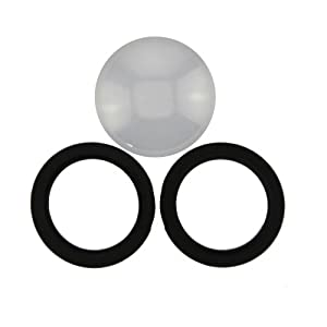 Cover Lenses Glass Lens For GoPro Lens Replacement Kit for HD HERO & HERO2 Cameras