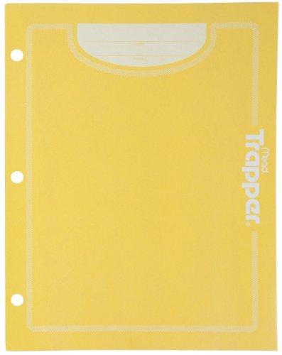 mead-trapper-keeper-2-pocket-folder-yellow-72191-by-mead